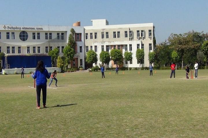 Pushpdeep International School-Play Ground