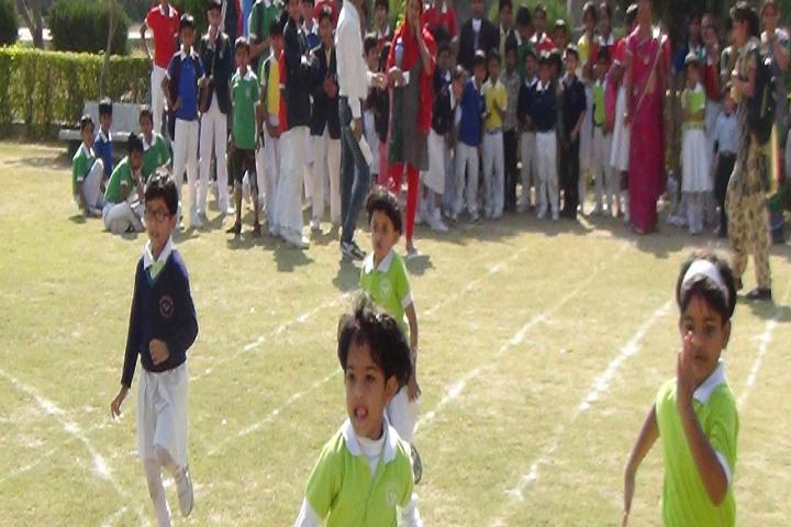 Pushpdeep International School-Sports