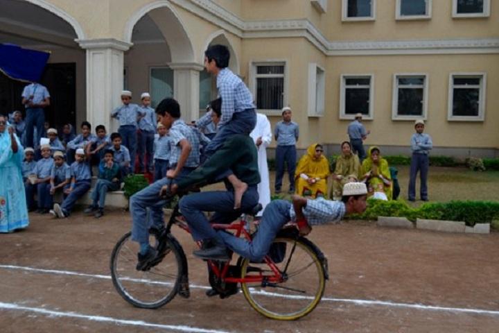 Quaderia Burhani English Higher Secondary School-Activity