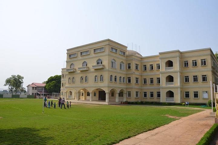 Quaderia Burhani English Higher Secondary School-Campus-View