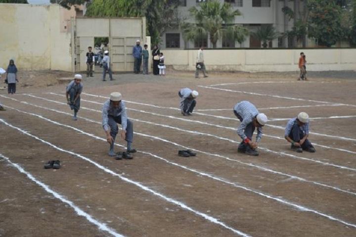 Quaderia Burhani English Higher Secondary School-Sports