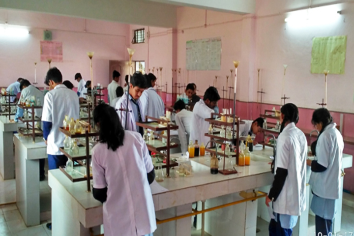 Queen Marys Senior Secondary School-Chemistry-Lab