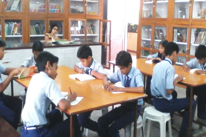 Queen Marys Senior Secondary School-Library