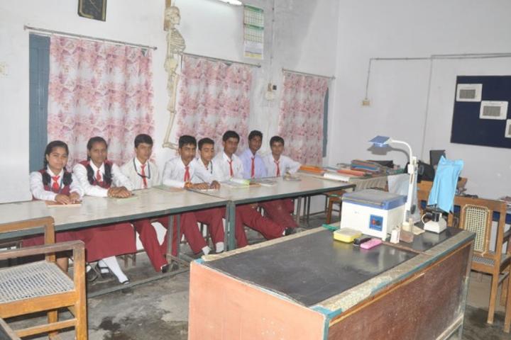 RC English Medium Higher Secondary School-Biology-Lab