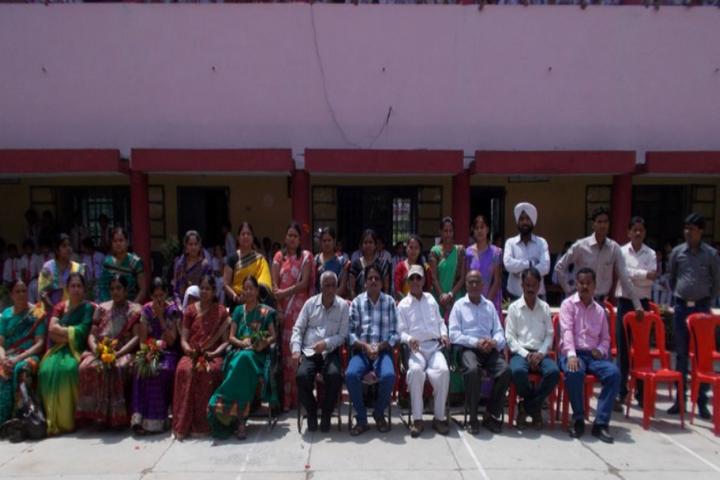 RC English Medium Higher Secondary School-Staff