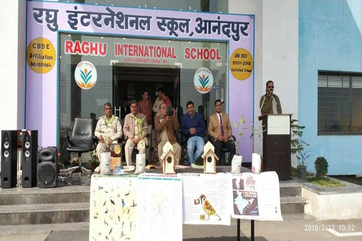 Raghu International School-Events
