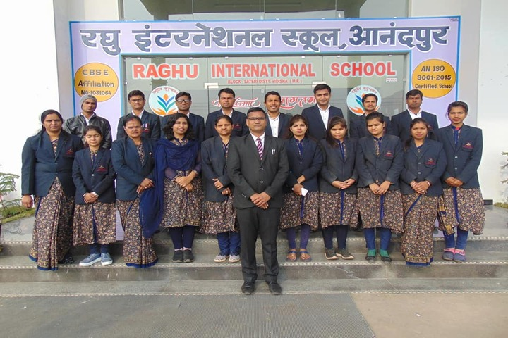 Raghu International School-Staff