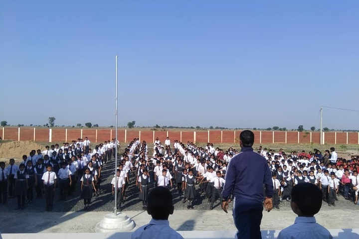 Raghu International School-Prayer-View