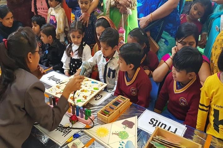 Raghuwansh Public School-Activity