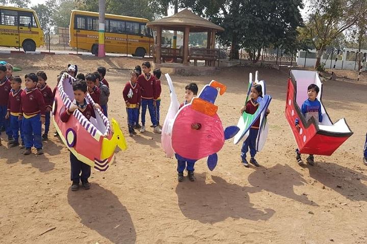 Raghuwansh Public School-Activity1