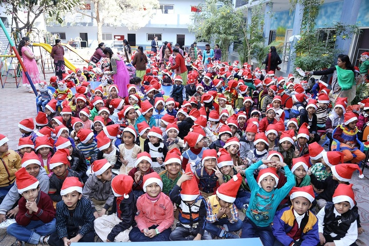 Raghuwansh Public School-Christmas-Celebration
