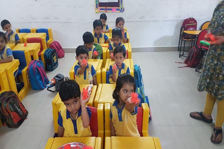 Raghuwansh Public School-Classroom