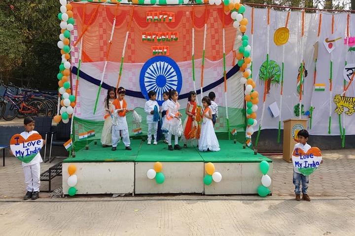 Raghuwansh Public School-Independence-Day
