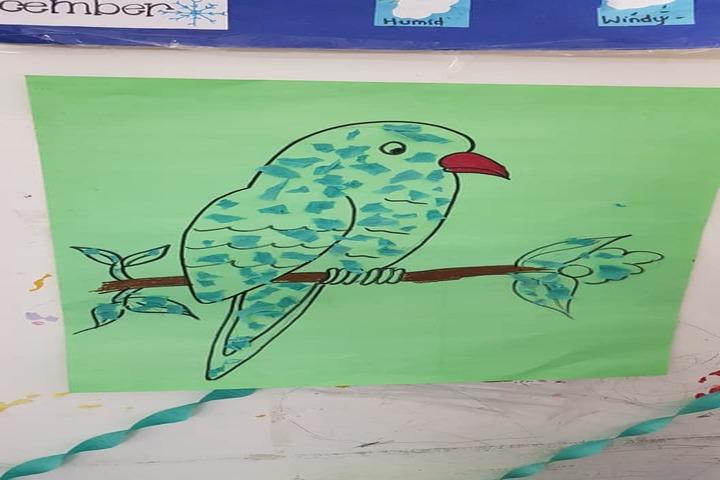 Raghuwansh Public School-Painting