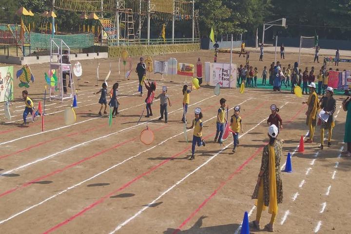 Raghuwansh Public School-Sports
