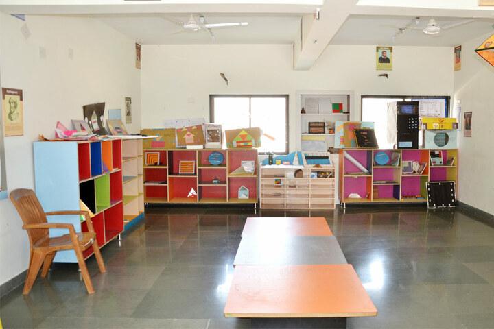 Raghuwansh Public School-Maths Lab