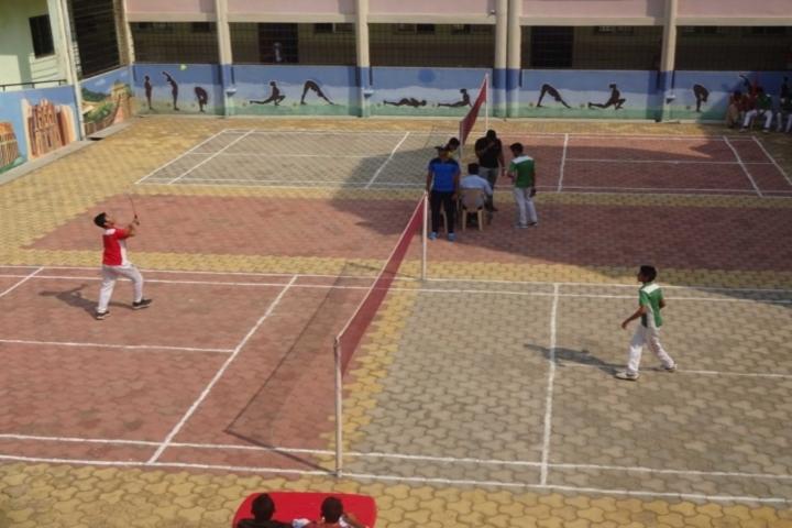 Rai Saheb Bhanwar Singh Public School-Games