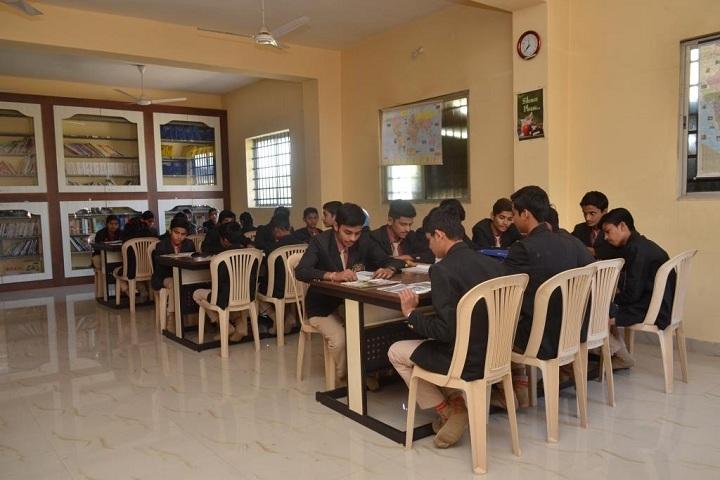 Rai Saheb Bhanwar Singh Public School-Library