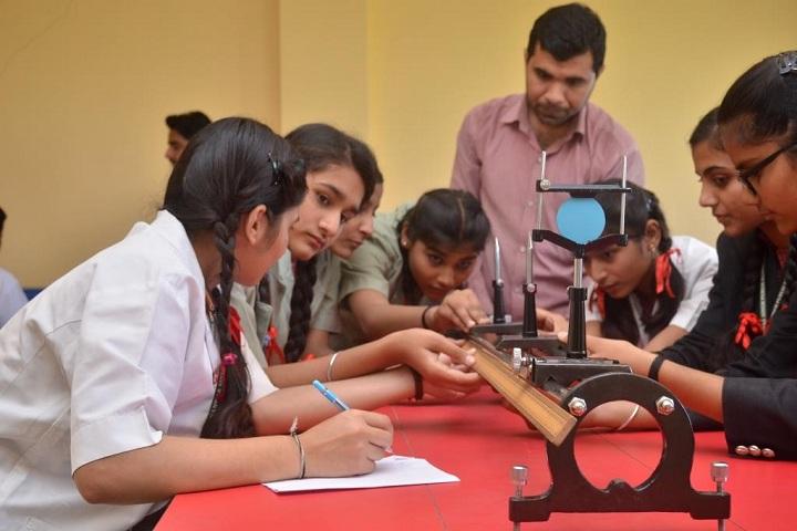 Rai Saheb Bhanwar Singh Public School-Physics-Lab
