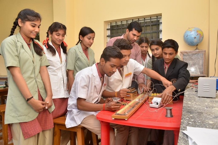 Rai Saheb Bhanwar Singh Public School-Science-Lab