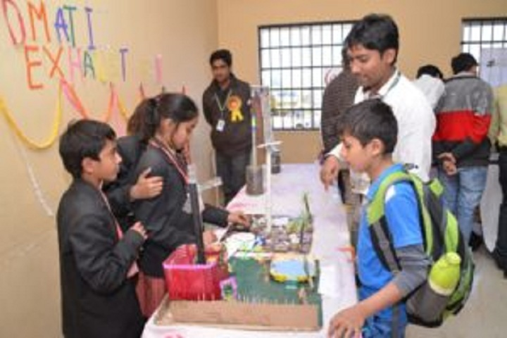 Rai Saheb Bhanwar Singh Public School-Exhibition
