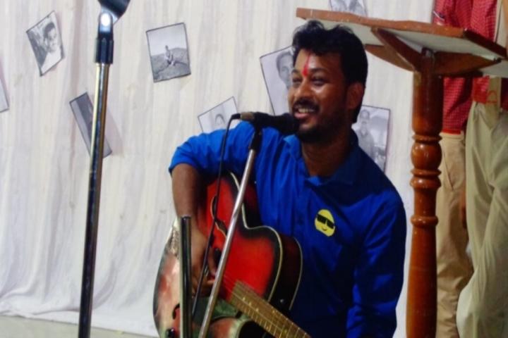 Rai Saheb Bhanwar Singh Public School-Music-Competition