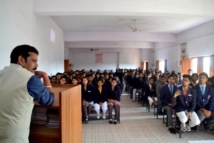 Raj Hans School Rewa-Seminar