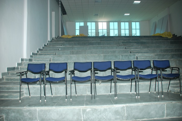 Raj Heights The Global School-Auditorium