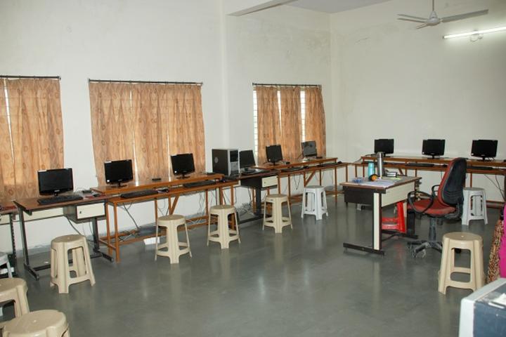 Raj Heights The Global School-Computer Lab