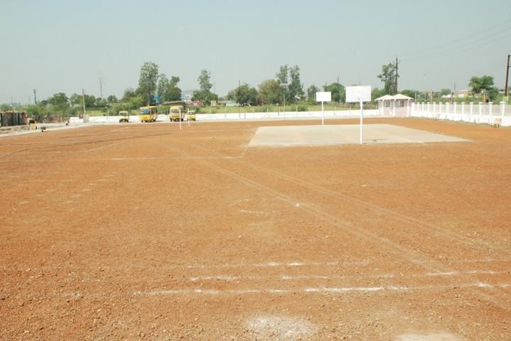 Raj Heights The Global School-Play Ground
