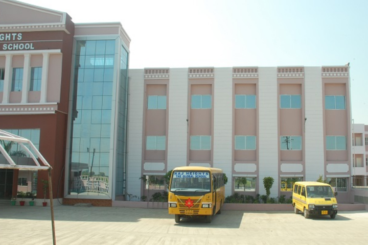 Raj Heights The Global School-Transport