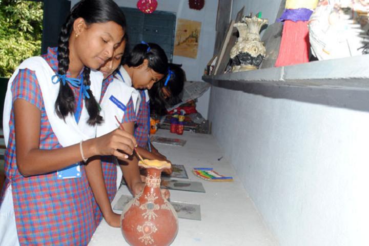 Rajeev Gandhi Higher Secondary School-Activity