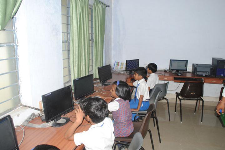 Rajeev Gandhi Higher Secondary School-Computer Lab