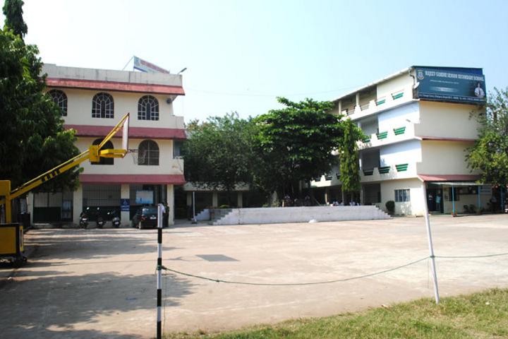 Rajeev Gandhi Higher Secondary School-Play Ground