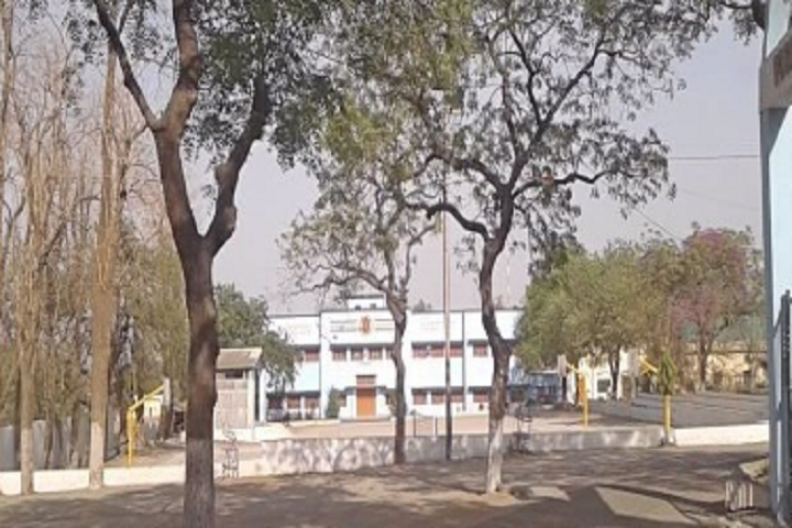 Rajeshwar Higher Secondary School-Campus View