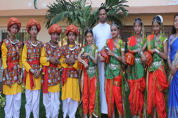 Rajeshwar Higher Secondary School-Cultural Event