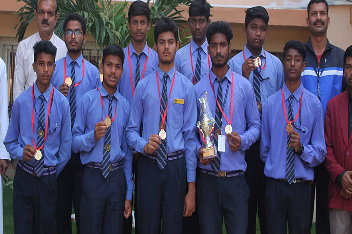 Rajeshwar Higher Secondary School-Annual Prize