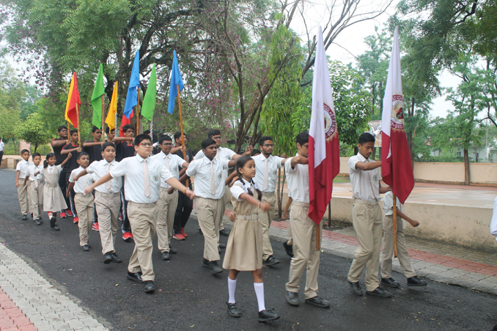 Rajeshwar Higher Secondary School- Rally