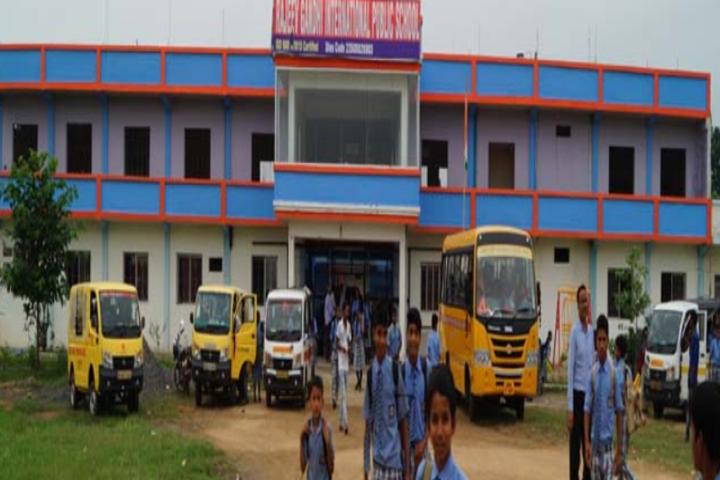 Rajiv Gandhi International Public School-Campus View