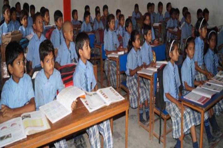 Rajiv Gandhi International Public School-Classroom