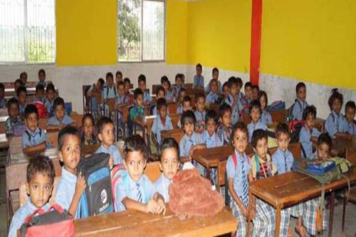 Rajiv Gandhi International Public School-Classroom View