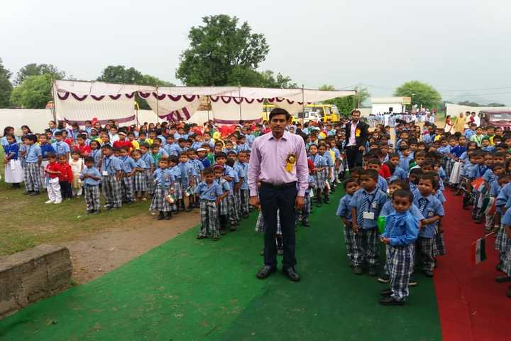 Rajiv Gandhi International Public School-Events