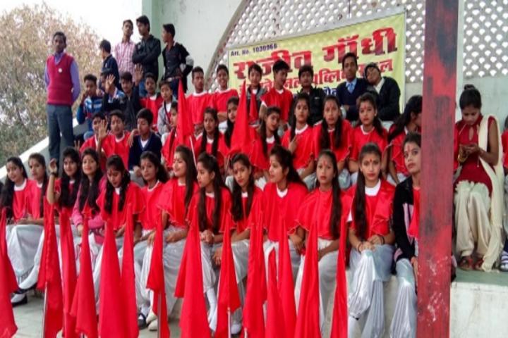 Rajiv Gandhi International Public School-Group Photo