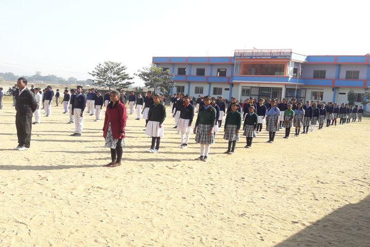 Rajiv Gandhi International Public School-Prayer View