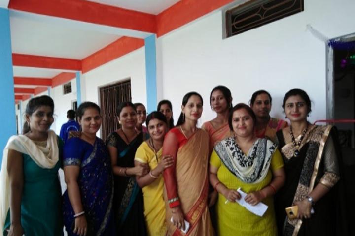 Rajiv Gandhi International Public School-Staff Photo
