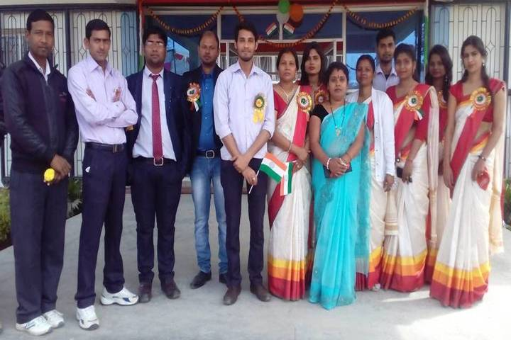Rajiv Gandhi International Public School-Staff