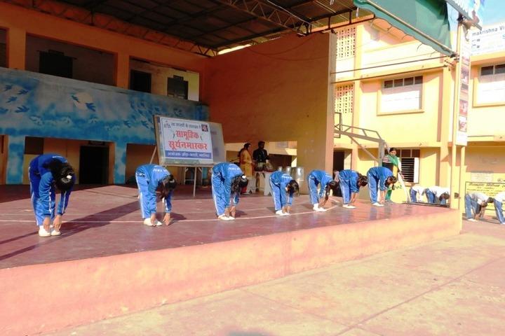 Ram Krishna Vidya Mandir-Activity