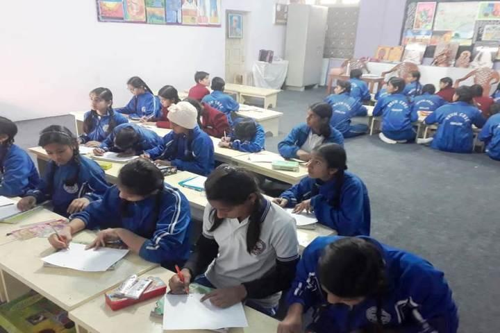 Ram Krishna Vidya Mandir-Drawing Competition