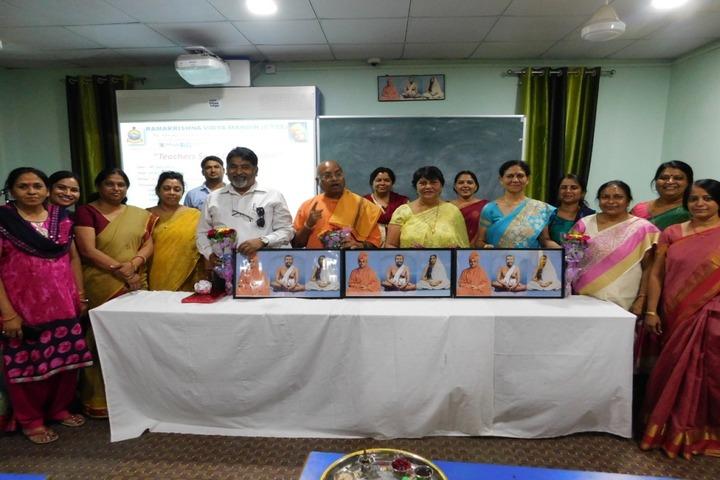 Ram Krishna Vidya Mandir-Teachers