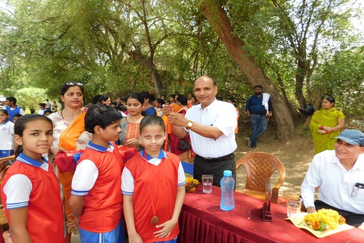 Ram Krishna Vidya Mandir-Tournament